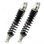 Triumph Bonneville & T100 790/865 YSS ECO Line Twin Shocks: Nitrogen Gas Shocks: 2000-15